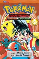 Pokemon Adventures, Volume 23: FireRed & LeafGreen (Paperback or Softback)