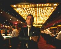 Robert De Niro Posing In The Casino 8x10 Photo Print