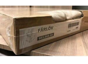IKEA FARLOV ARMCHAIR COVER FLODAFORS BEIGE 903.066.66 New In Box