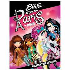 Bratz Go to Paris: The Movie (DVD, 2013) 25% OFF when you buy 2+ movies