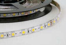 High output LED strip lighting daylight waterproof IP65 24V SMD5050 14.4W