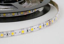 Salida de tira de LED de iluminación luz impermeable IP65 24v Smd5050 14.4 w