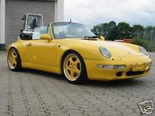 Porsche 911 & 964 Cabrio Verdeck Einbau Anleitung EBA