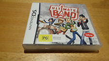 ULTIMATE BAND *VGC *CHEAP! *DS* HUGE BARGAIN! *AUSTRALIAN RELEASE!