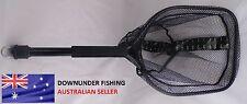 FISHING LANDING NET 3 IN 1 DESIGN !  WEIGH,MEASURE,LAND **AUSTRALIAN SELLER**
