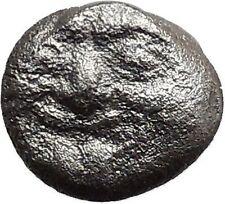 Parion in Mysia 480BC Rare Silver Ancient Greek Coin Gorgoneion Medusa i30358