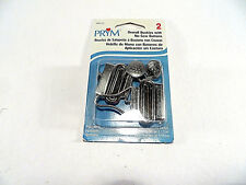 Prym-Dritz 2 Overall Buckles with No-Sew Buttons, No 14013-65 New