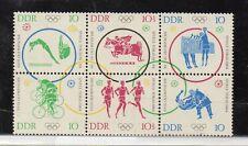 Alemania DDR Olimpiada de Tokio año 1964 (CL-64)