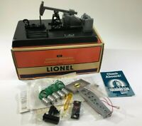 VTG Lionel Trains 6-12945 Sunoco Animated Pumping Oil Station Boxed DS56