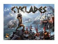 Cyclades Board Game SEALED UNOPENED FREE SHIPPING