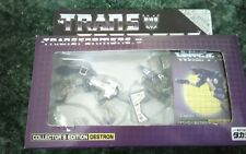 transformers-g1 reissue of Ravage and Laserbeak - Japanese