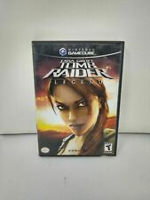 Lara Croft Tomb Raider Legend Nintendo Gamecube Tested Complete