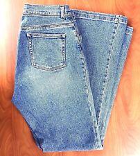 Jones Of New York Women's Boot Cut Jeans Size 10 (30 X 32) Light Wash Blue