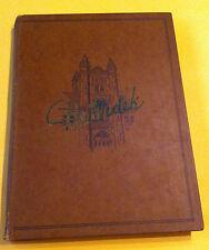1942 James Millikin University Yearbook Decatur, Illinois MILLIDEK - GREAT