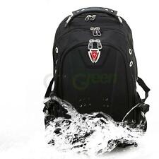 SwissGear Men Large Capacity Laptop Backpack Computer Bag School Travel Bookbag