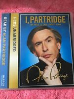 I, Partridge: We Need To Talk About Alan by Alan Partridge CD-Audio, 2011 6 DISC
