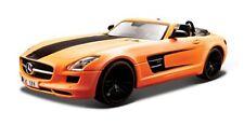 G 1 24 Echelle Mercedes SLS AMG exotiques Roadster 31370 Maisto