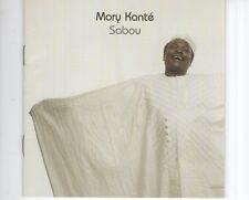 CD MORY KANTEsabouEX+ (A1793)