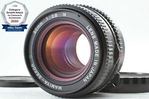 【Exc+5】 Mamiya Sekor C 80mm f/2.8 N For M645 Super 1000S Pro TL From Japan 1598