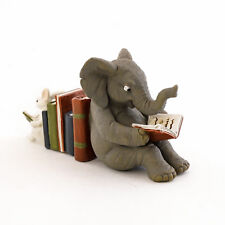 My Fairy Gardens Mini - Elephant and Bunny Reading Together - Supplies