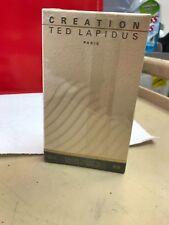 WOMENS-Ted Lapidus rumba 3.33oz   Eau de Toilette-PARIS