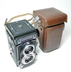 Rollei Rolleiflex T mit Tasche.. Top Zustand!  An-Verkauf!   ff-shop24