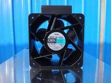 Japanese ORIX MRS18-DUL 18cm 18090 200-230V industrial cooling fan