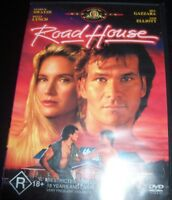 Road House (Patrick Swayze Kelly Lynch)(Australia Region 4) DVD – Like New