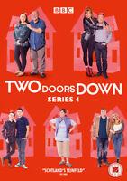 Two Doors Down: Series 4 DVD (2019) Jonathan Watson cert 15 ***NEW***