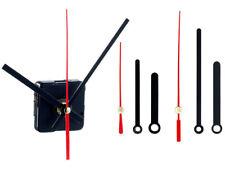 Mécanisme Mouvement Horloge Silencieux à 3 aiguilles + Autres Aiguilles Offertes