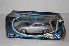 Mira Solido Diecast Porsche 911 Speedster, Silver, 1:18 Scale, Boxed