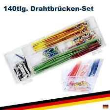 Steckbrücken Set 140 Drahtbrücken Breadboard Steckplatine Jumper Wire Raspber...