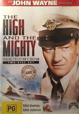 John Wayne The High & The Mighty Special Collector's Edition 2 Disc Region 4 DVD