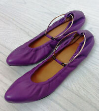 GIVENCHY women leather flats