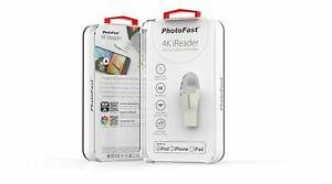 PhotoFast  4KiReader Micro SD Card Reader for iPhone/Apple - NEW™