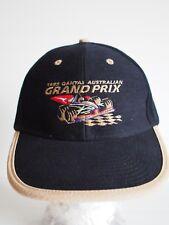Official 1999 Qantas Australian F1 Grand Prix baseball style cap - Deakin Estate