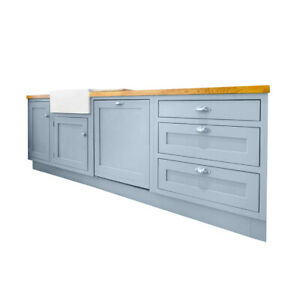 Handmade Kitchens Bespoke Solid Wood Fitted or Free Standing Kitchen