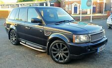 2006 LAND ROVER RANGE ROVER SPORT HSE 2.7 TDV6 AUTOMATIC