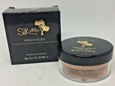 Vegan Argan Blush Blushers with Argan Oil By Silk Oil of Morocco Shade Summer