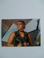 2020 Topps Finest WWE Rhea Ripley RC Base No.90