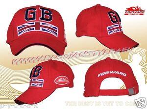"""FORWARD """"GB"""" Großbritannien Baseballcap Бейсболка U20112W-RR111"""