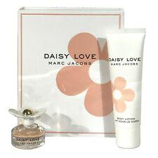 Mini Gift Set Marc Jacobs Daisy Love 4ml EDT & 30ml Body Lotion Perfume Women