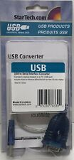 "StarTech USB To Serial Interface Converter (Cable 18"")"