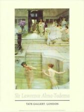 SIR LAWRENCE ALMA-TADEMA ~ A FAVOURITE CUSTOM 24x32 FINE ART POSTER Print