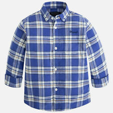 Checked Long Sleeve T-Shirts & Tops (2-16 Years) for Boys