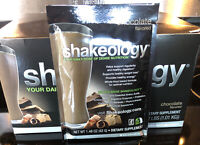 Shakeology Single Choclate Flavored Packet Protein Shake