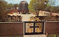 New Harmony Indiana~Roofless Church~Paul Tillich~Blaffer Trust~1960s Postcard