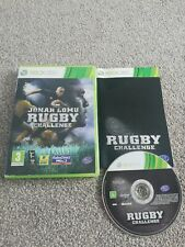 Jonah Lomu Rugby Challenge * COMPLETO XBOX 360 PAL *