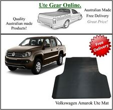 VW Volkswagen Amarok -  Ultimate - Highline (2010-Current) - Rubber Ute Mat