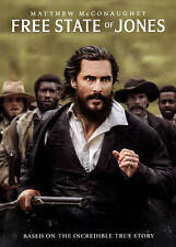 The Free State of Jones (DVD, 2016)